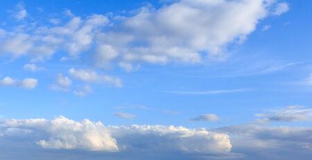 kék ég, felhő Stock fotó