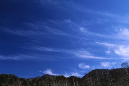 秋の空 写真素材 - 76132691