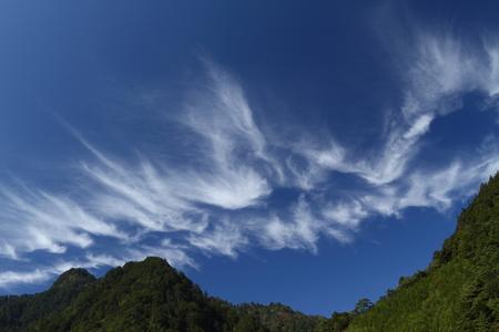 秋の空 写真素材 - 76387819