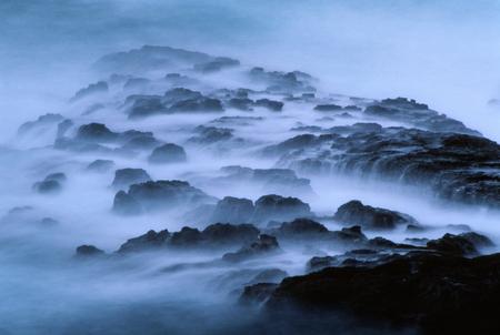 岩リーフ 写真素材 - 76389088