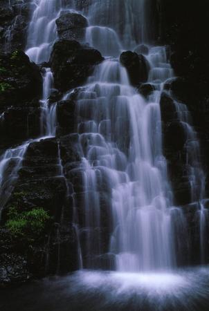 滝 写真素材 - 76395162