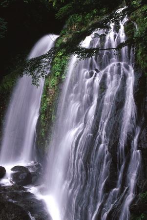 滝 写真素材 - 76396346