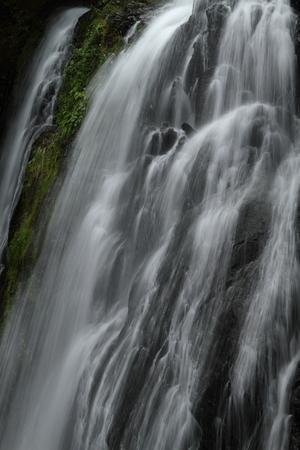 滝 写真素材 - 76396373