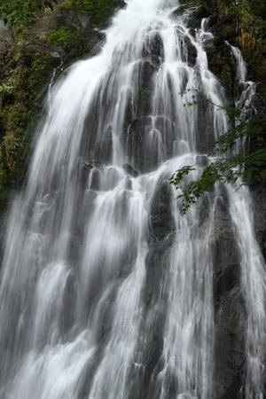滝 写真素材 - 76396375