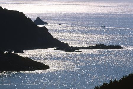 海岸と海 写真素材 - 76404575