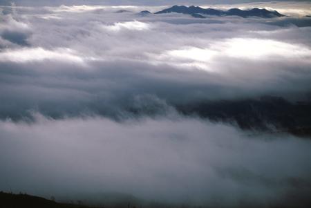 雲の海 写真素材 - 76404582