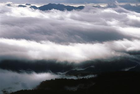 雲の海 写真素材 - 76404583