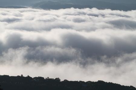 雲の海 写真素材 - 76404586
