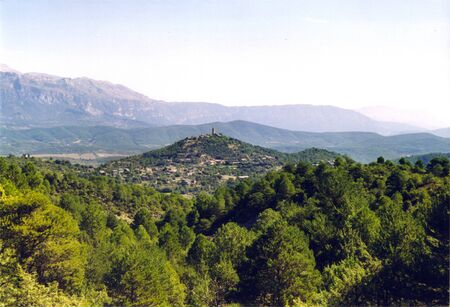 ordesa: Guaso and Mountains, ordesa
