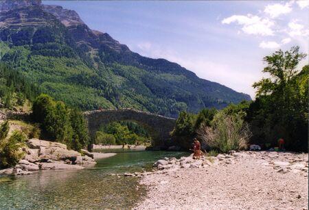 Ordinal: Br�cke in Pyren�en