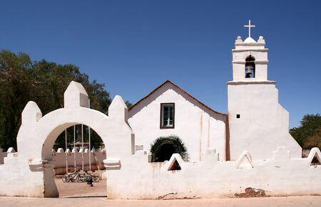 san pedro: San Pedro de Atacama church.
