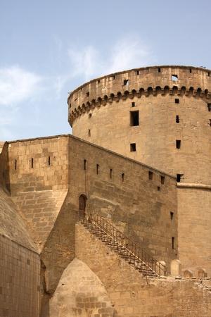 the citadel: Cittadella del Cairo, Egitto Archivio Fotografico