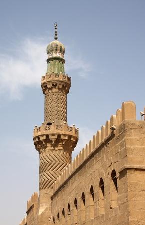 muhammad: Mosque of Muhammad Ali, Cairo, Egypt Stock Photo
