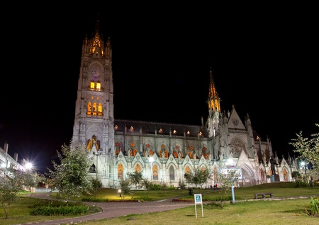 quito: Cathedral of Quito
