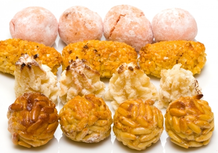 Panellets Stock Photo - 13403112