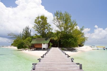 Tropical island, Lankayan, Borneo