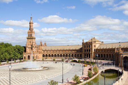 sevilla: Spanje is vierkant, Sevilla