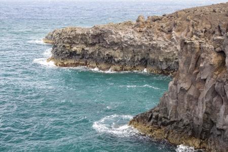 los hervideros: Los Hervideros, Lanzarote, Spain