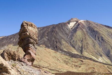 El Teide volcano, Tenerife island, Spain photo