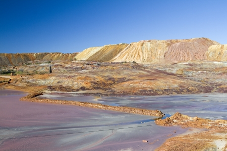 Rio Tinto, Spain photo