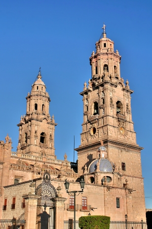 Cathedral of Morelia, Mexico