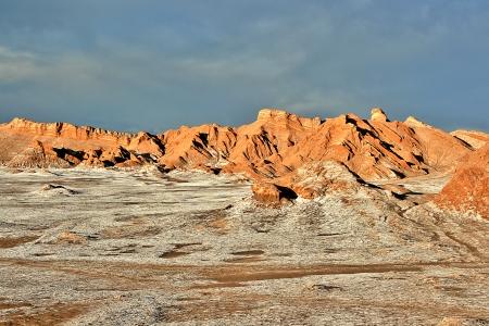 atacama: Valley of Moon, Atacama, Chile