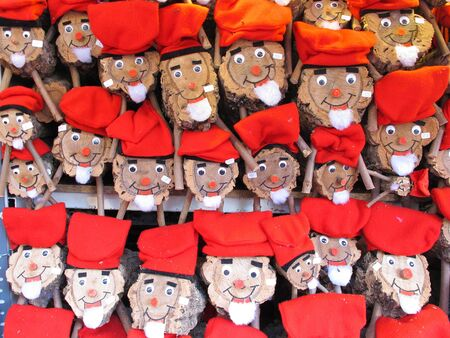 nadal: Caga tio, a character in Catalan mythology relating to a Christmas tradition in Catalonia