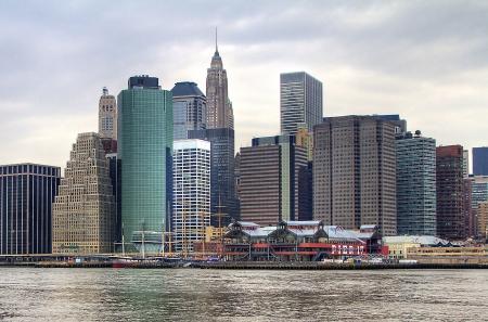 Manhattan, New York city photo