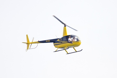 cel: Unidentified pilot perform acrobatics during the aerial plane exhibition Festa al Cel festival, on October 2, 2011, in Barcelona, Spain Editorial