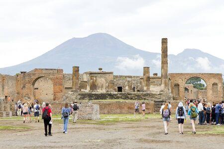 pompeii: Pompeii, Italy