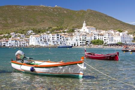 costa brava: Cadaques, Costa Brava, Espagne �ditoriale