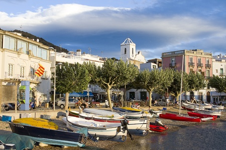 selva: Port de la Selva, Costa Brava, Spain