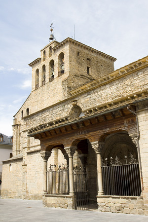 huesca: Cathedral of Jaca, Huesca, Spain