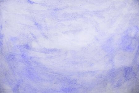 Abstract painted colorful watercolor background - blue, violet colors