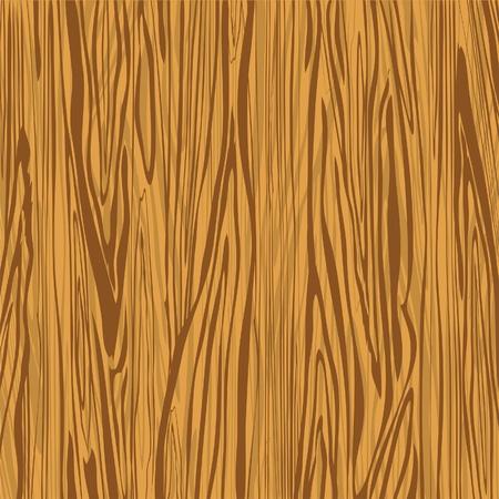 chene bois: Bois brun fond. Vecteur Illustration