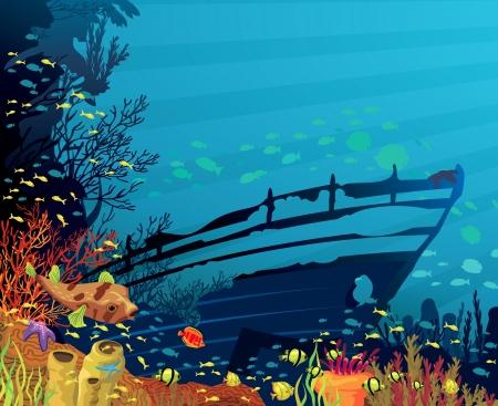 Build A Coral Reef Clip Art by Studio Devanna  Teachers
