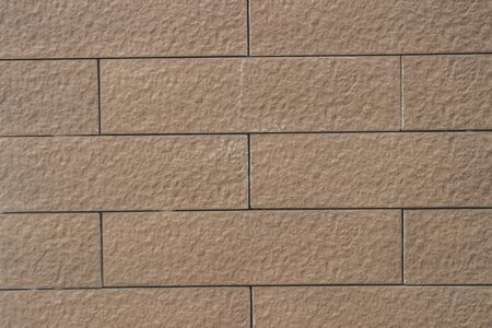 brown: Brown Wall Brick Texture Background Stock Photo