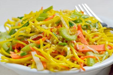 asian noodle: Noodles
