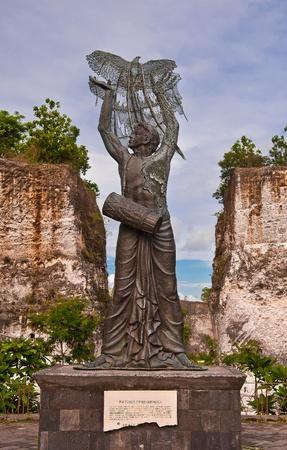 Garuda Wisnu Kencana Cultural Park Bali Indonesia