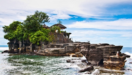 Land Zee in Balinese taal ligt in Tabanan