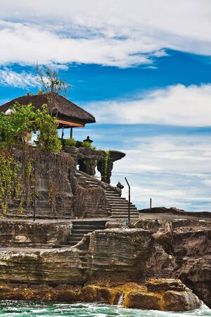 Land Sea in Balinese language Located in Tabanan photo