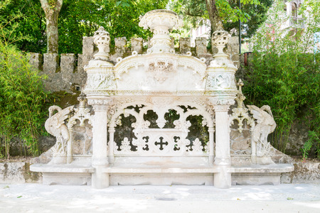 Quinta da Regaleira in Sintra, Portugal. The Knights Templar, and the Rosicrucians