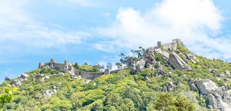 moors: Castle of the Moors, Sintra, Portugal