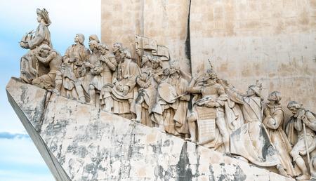 descubridor: Monumento a los Descubrimientos, Lisboa, Portugal, Europa