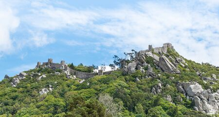 sintra: Castle of the Moors, Sintra, Portugal