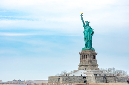 statue: The Statue of Liberty in New York City