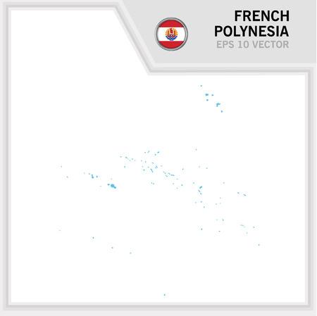 français carte de la guinée-bissau et le drapeau en arrière-plan blanc