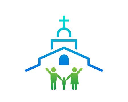 pentecost: Modern Church Logo - Family Church