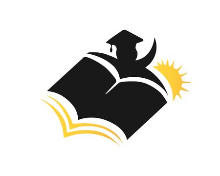 현대 교육 로고 - 밝은 미래 앞서