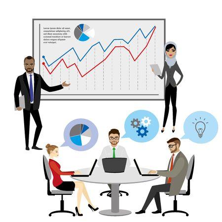 Bedrijfsmensen Group presentatie flip-over financiering
